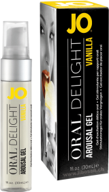 Jo Oral Delight Vanilla Thrill 30ml